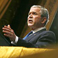 US President Bush Photo: Reuters
