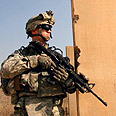 US soldier in Iraq Photo: AFP