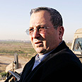 Barak - Israel will end Qassams Photo: Eddie Israel
