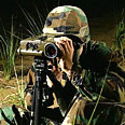 Elbit night vision system