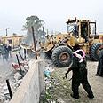 Breaking into Sinai Photo: AFP