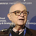 Prof. Yehezkel Dror Photo: Yotam Frum