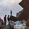 Crossing Rafah Photo: AP