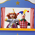 Theater director says puppet festival has no political ties whatsoever (illustration) Photo: Index Open
