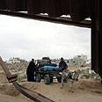 Rafah crossing Photo: AFP