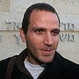 Yakir Segev. 'Burying head in sand' Photo: Gil Yohanan
