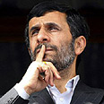 President Ahmadinejad Photo: Reuters