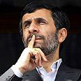 President Ahmadinejad Photo: Reuters