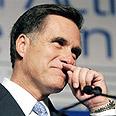 Win Jewish votes? Mitt Romney Photo: AP