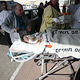 Osher Tuito at hospital Photo: Tomeriko