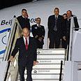 PM Ehud Olmert (Archive photo) Photo: Amos Ben Gershom, GPO