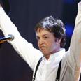 Extravaganza. McCartney Photo: Reuters
