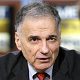 Nader. 'Obama supporting right-wing policies' Photo: AP