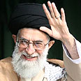 'Iran can't be blocked.' Khamenei Photo: AFP