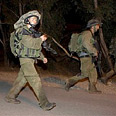 IDF soldiers leave Gaza Photo: AP