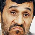 Ahmadinejad says Israel is an aggressor Photo: AP