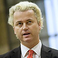 Geert Wilders Photo: AP