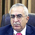 Fayyad. 'Confidence in our financial system' Photo: Reuters