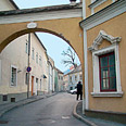 Vienna's Jewish quarter. Anti-Semitism seen as regrettable fact of life Photo: Danny Sadeh