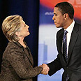 Hillary Clinton, Barack Obama Photo: AP
