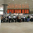Ben-Gurion Airport Photo: AP