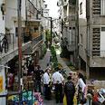 Bnei Barak. Most crowded Photo: Yaron Brener