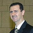 Assad. Efforts exerted Photo: AFP