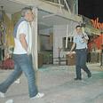 Sderot on Wednesday evening Photo: Ze'ev Trachtman
