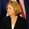 Livni - To present Israel&#39;s case? Photo: AFP