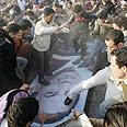 Worst unrest since 1977 Photo: Reuters