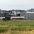 Nahal Oz fuel terminal Photo: Tsafrir Abayov