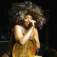 Singer Macy Gray Photo: Getty Images Bank