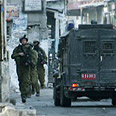 IDF troops in Nablus (archive) Photo: AFP