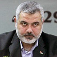 Haniyeh. Also wants deal Photo: Reuters