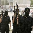 Palestinian gunmen in Gaza Photo: Reuters