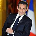 Nicolas Sarkozy Photo: Reuters