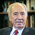 'We trusted the rules too much.' Peres Photo: Gil Yohanan