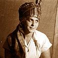 E. Nurse wearing a fez, Hashad camp