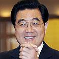The key. Chinese President Hu Jintao Photo: Reuters