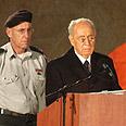 President Shimon Peres (archives) Photo: Gil Yohanan