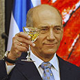 Olmert - Photo: AP