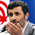 Ahmadinejad. Dangerous country Photo: AFP