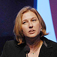 Not a private matter. Livni Photo: Louise Green