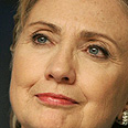 Self damaging. Clinton Photo: Reuters