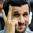 Ahmadinejad, another victory Photo: Reuters