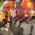 Israeli conversion conference celebrations Photo: Eli Elgarat