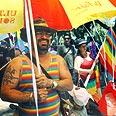 Tel Aviv gay pride parade (archives) Photo: Yaron Brener
