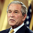 Bush: Outgoing US president Photo: AP