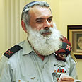 Brigadier-General Avi Ronsky Photo: IDF Spokesperson's Office