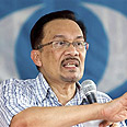 Malaysia's opposition leader Anwar Ibrahim Photo: AP